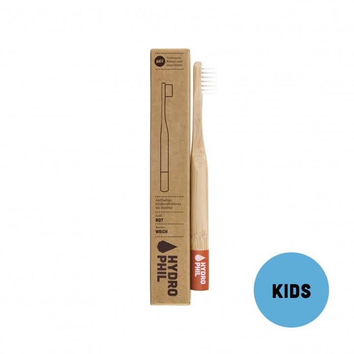 Escova de Dentes Sustentável - Criança
