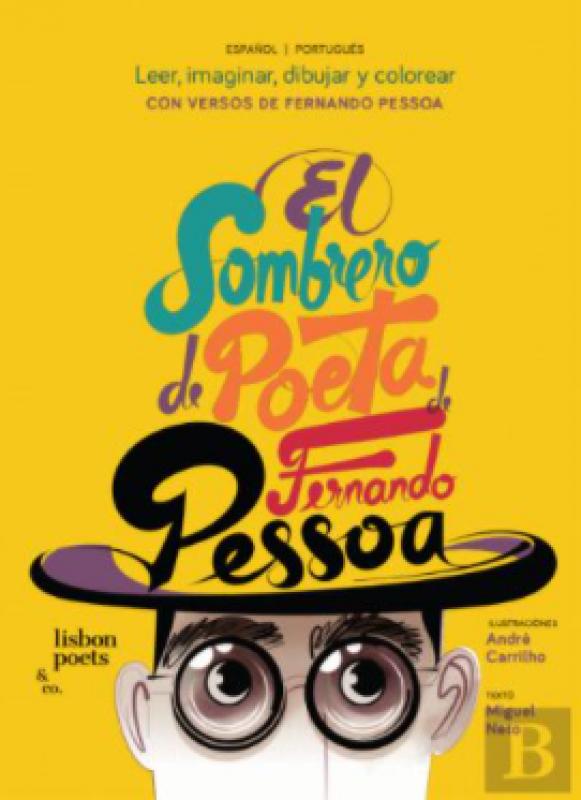 Livro O Chapéu De Fernando Pessoa- ESPANHOL