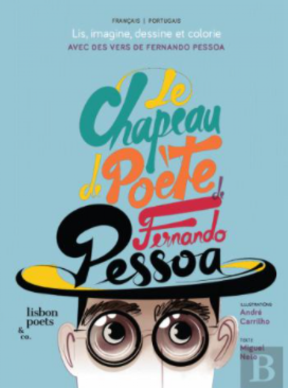 Livro O Chapéu De Fernando Pessoa- FRANCÊS