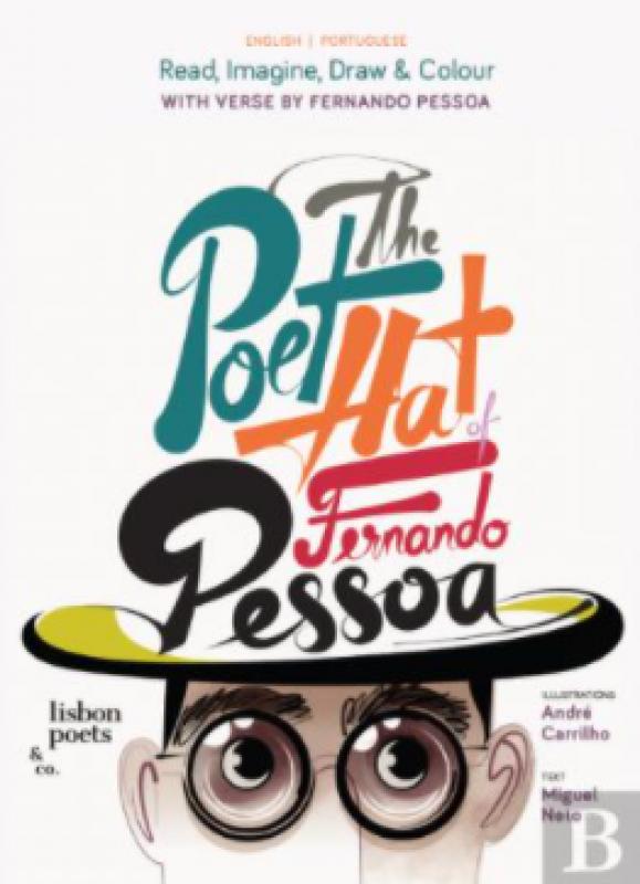 Livro O Chapéu De Fernando Pessoa- INGLÊS