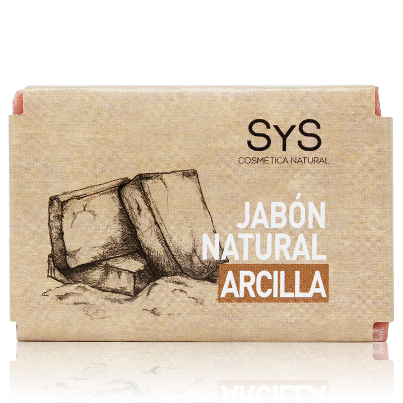 Sabonete Natural Argila