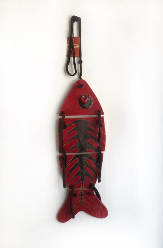 Peixe em Cerâmica 60cm